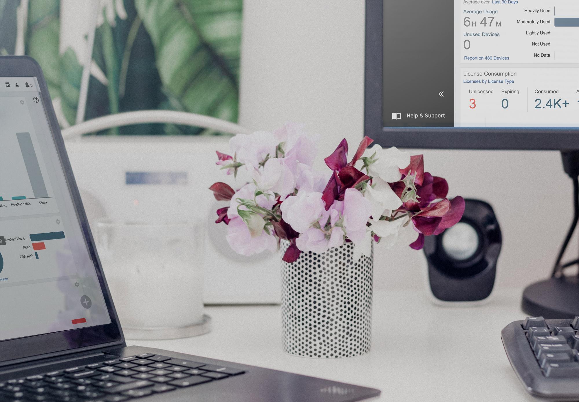 flores encriptacion computadores
